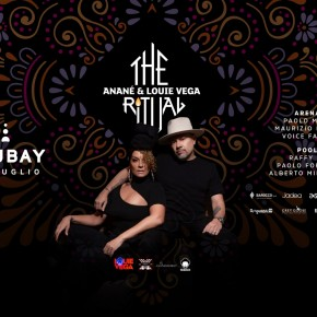 July 27 The Ritual with Anané & Louie Vega at BluBay (Castro, ITA)