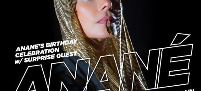 April 24TH Anané's Birthday Celebration at LeBain (New York)