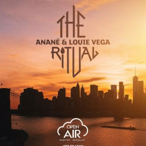 """May 31 """"The Ritual with Anané & Louie Vega"""" at Open Air Rooftop (Brooklyn)"""