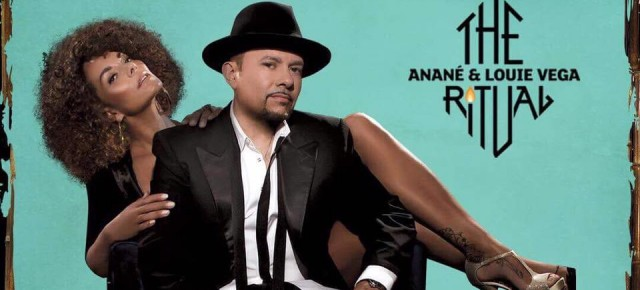 JULY 29 THE RITUAL WITH ANANÉ & LOUIE VEGA at GRACELAND (Volos)