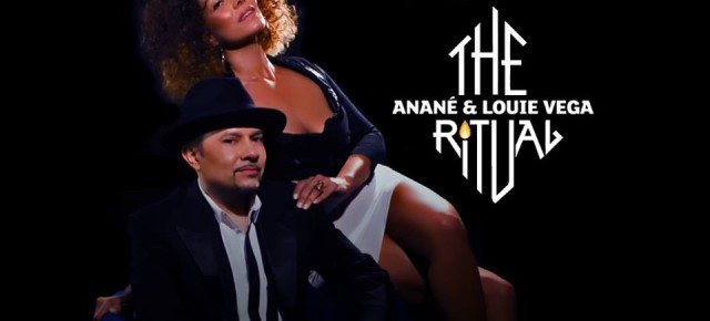 AUGUST 1 THE RITUAL WITH ANANÉ & LOUIE VEGA at HEART (Ibiza)