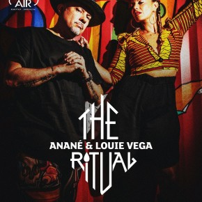 """July 24 """"The Ritual with Anané & Louie Vega"""" at Open Air Rooftop (Brooklyn)"""