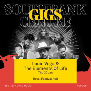 Jan 30 Anané performing Live with Elements Of Life at Royal Festival Hall (London)