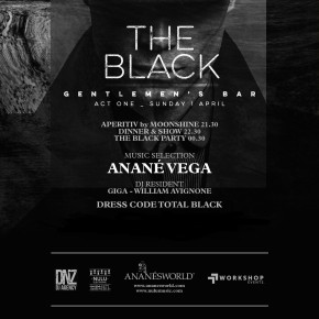 APRIL 1 ANANÈ AT HOTEL MIAMI BEACH (Milano Marittima, Italy)