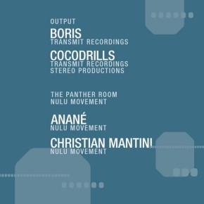 MARCH 3 ANANÉ'S NULU MOVEMENT at THE PANTHER ROOM, OUTPUT (Brooklyn, NYC)