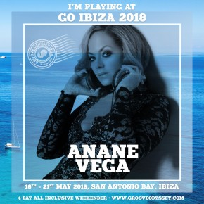 MAY 20 ANANÉ AT GO Ibiza 2018