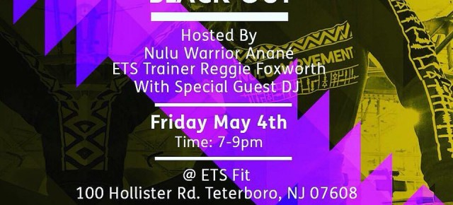 May 4 ANANÉ Presents NULU MOVEMENT Fitness Class (NYC,NJ)