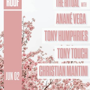 JUNE 2 ANANÉ AT THE RITUAL (The Roof, Output, Brooklyn)