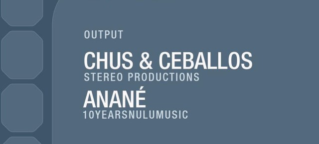 NOV 24 ANANÉ at OUTPUT (Brooklyn, NYC)