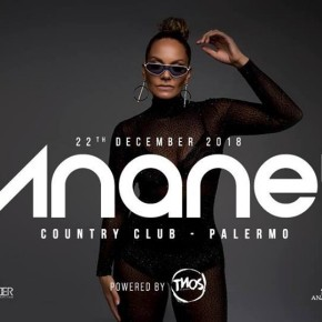 Dec 22 ANANÉ at Country Disco Club, (Palermo, Italty)