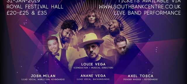 Jan 31 ANANÉ with E.O.L. Soulfrito LIVE at Royal Festival Hall (London)