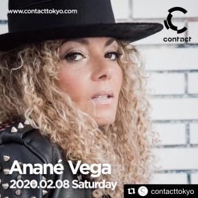 Feb 8 Anané at Contact (Tokyo)
