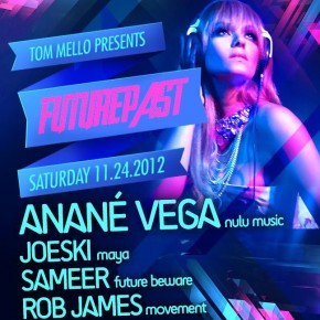 Futurepast: Anane Vega – Joeski – Sameer – Rob James