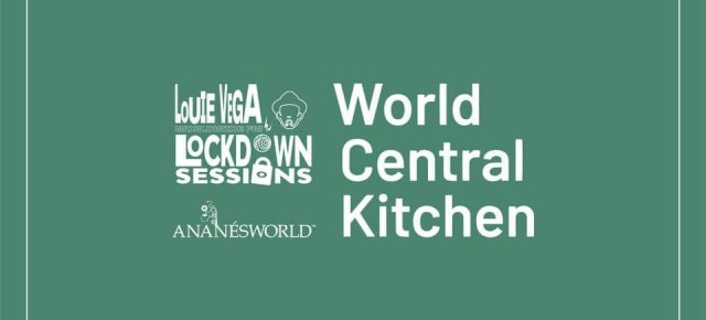 May 6 Anané at Louie Vega Lockdown Session for World Central Kitchen Fundraiser NYC