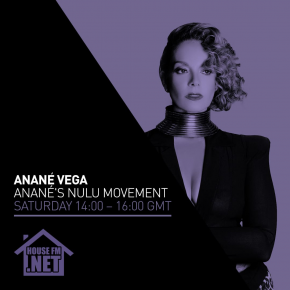 Anané's Nulu Movement Radio Show every Saturday on House FM (UK) www.hse.fm
