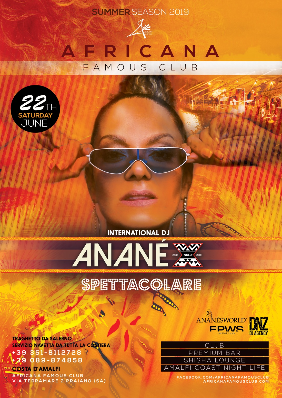 Africana Famous Club