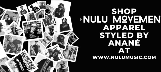 Shop Nulu Movement Apparel Styled by Anané at nulumusic.com