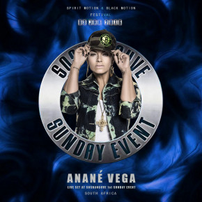 Anané Vega Live Set at Soshanguve 1st Sunday Festival (South Africa)