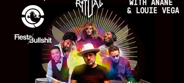 AUGUST 28 THE RITUAL with ANANÉ & LOUIE VEGA presents ELEMENTS OF LIFE at HEART (Ibiza)