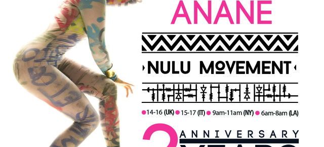 March 3 Anané's Nulu Movement Radio Show on HouseFm.net 2 Year Anniversary