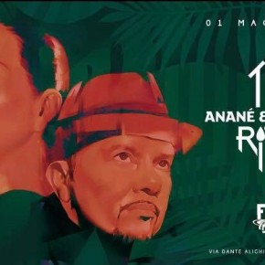 May 1 The Ritual with Anané & Louie Vega at Flava Beach (Napoli)
