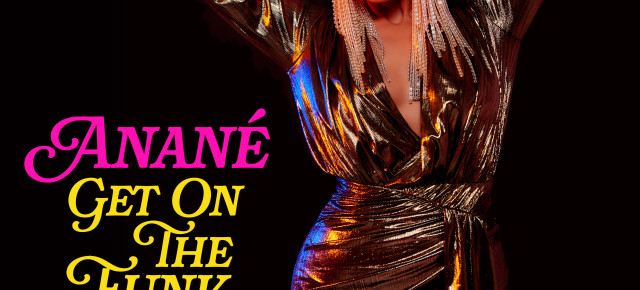 """Oct 9/16 Anané releases """"Get On The Funk Train"""""""