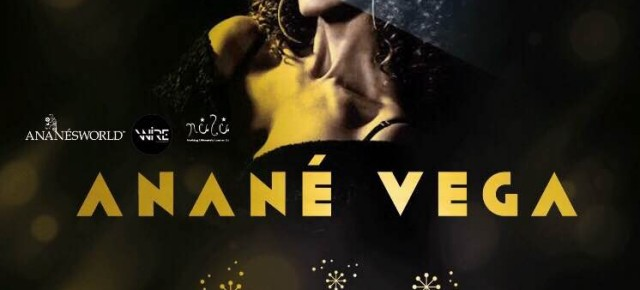 DECEMBER 23 ANANÉ VEGA at JOIA (Napoli, Italy)