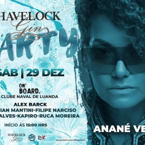 Dec 29 ANANÉ at Clube Naval (Luanda, Angola)