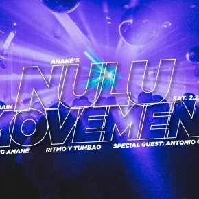 Feb 22 Anané's Nulu Movement at Le Bain (New York)