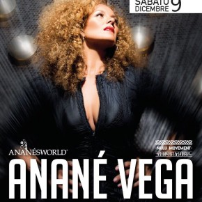 DECEMBER 9 ANANÉ at DOMUS (Foggia, Italy)