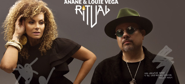 JULY 10 THE RITUAL with ANANÉ & LOUIE VEGA and Guest NULU MOVEMENT AT HEART (Ibiza)