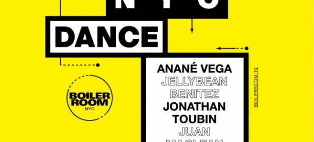 MAY 11 ANANÉ at BOILER ROOM (NYC)