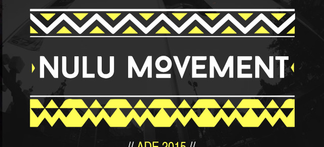 "Relive ""Nulu Movement"" ADE Amsterdam 2015 by Anané Vega"