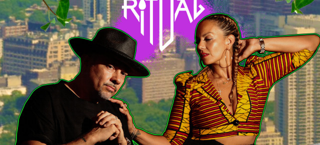Sept 28 The Ritual with Anané & Louie Vega at Elsewhere Rooftop (Brooklyn, NYC)