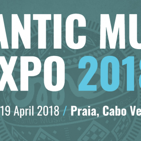 April 16/19 Anané at AME (Atlantic Music Expo 2018), Cabo Verde