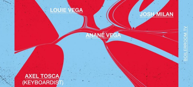 JUNE 8 ANANÉ VEGA AT BOILER ROOM (New York)