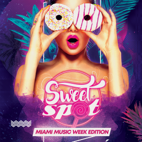 March 31 Anané at Sweet Spot, Charcoal (Miami, FL)