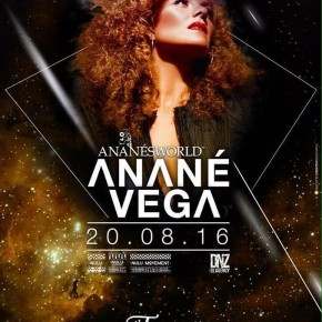 AUGUST 20 ANANÉ VEGA at IL TRAPPETO (Monopoli)