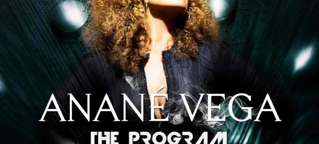December 7th, 10.30pm (CET) Anané Vega interview on Radio Studio Piu' (The Program)