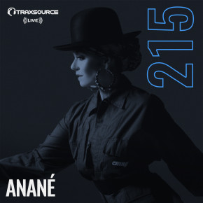 Anané on Traxsource LIVE! #215 - Exclusive mix celebrating 10 Years Of Nulu