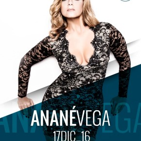 DECEMBER 17 ANANÉ VEGA at REPLAY (Foggia, ITA)