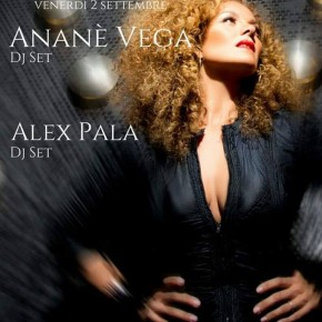 SEPTEMBER 2 ANANÉ VEGA at WHITE BEACH (Torre Canne, BR)